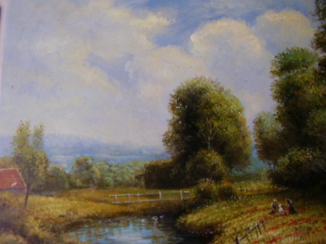 Oil Painting Appraisal Calgary